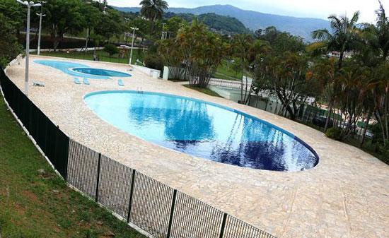 Piscinas Balneário Atibaia